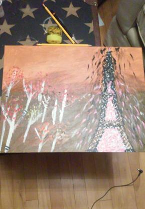Paris in Fall